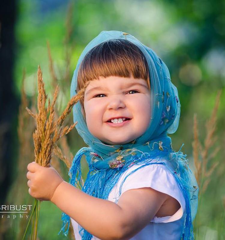 ФОТОГРАФ ОСКАР ГРИБУСТ: Дети растут совершенно незаметно
