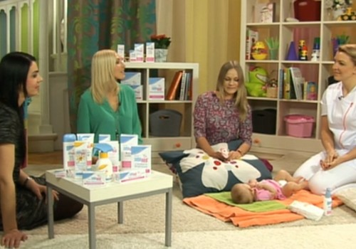 ONLINE-TV: Мастер-класс по детскому массажу и уходу за кожей малыша