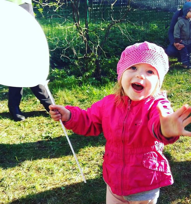 САБИНA: счастливый детсадовец Амина Александровна, или о том, как нам повезло с садиком!