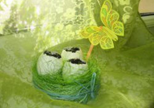 На Пасху востребованы яйца страусов и перепелов