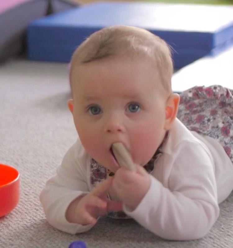 ВИДЕО: развитие малыша на СЕДЬМОМ месяце