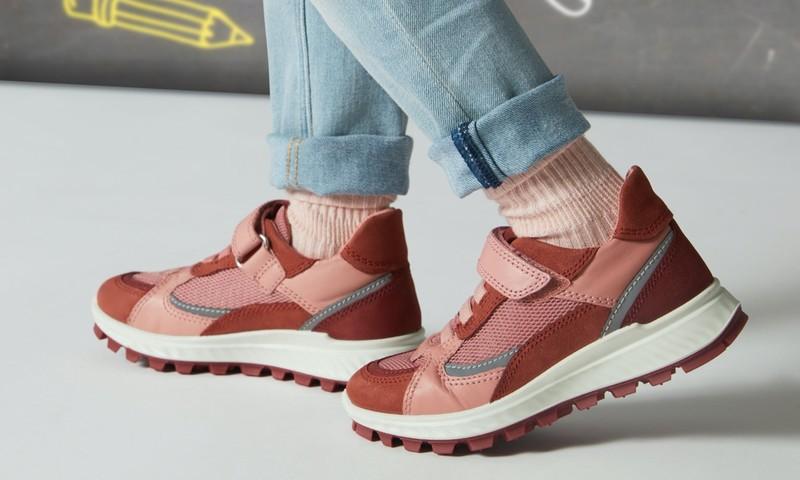 Детская обувь ECCO - чтобы ничто не мешало новым приключениям
