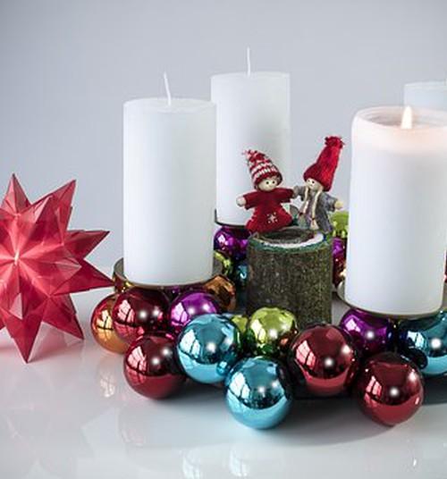 Символы Адвента и значение 4 свечей
