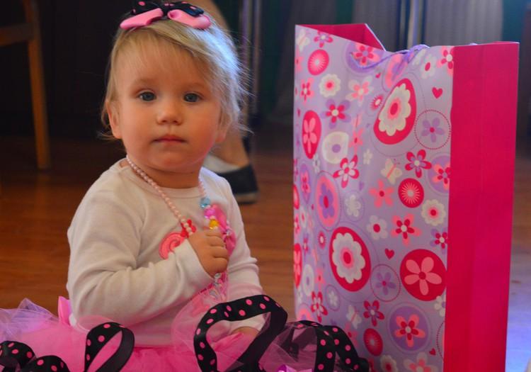 ОКСАНА: Первый день рождения Дианы Амалии