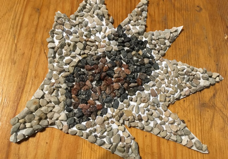 Мастер мозаики Тимур: 2 неделя