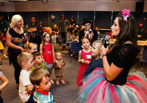 ФОТО: Говорим спасибо за развлечения девочкам из LaCreation