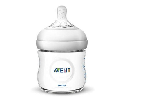 Тестирование:  бутылочка Philips Avent Natural