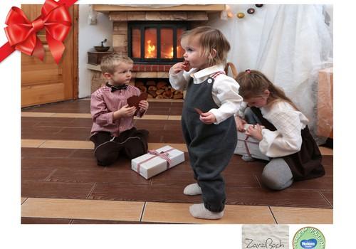 Праздничный каталог подарков Huggies®: Zanzibach – стильная одежда из натуральных материалов