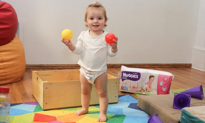 Какие развивающие игрушки нужны ребенку с года?
