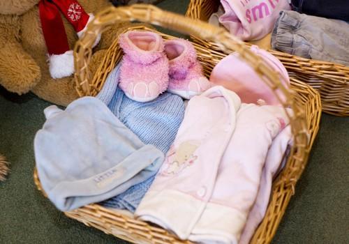 Как одевать малыша в морозную погоду