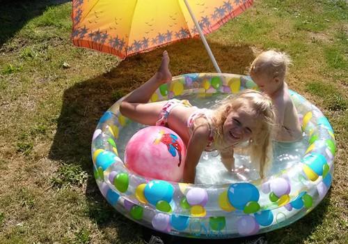 Креативно, практично, современно: Какой бассейн у вас?