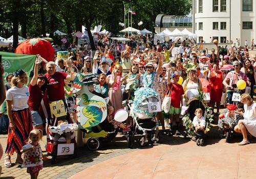Участница Парада колясок: это был чудесный фестиваль!