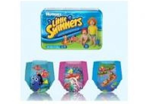 В бассейн - с Huggies® Little Swimmers®!