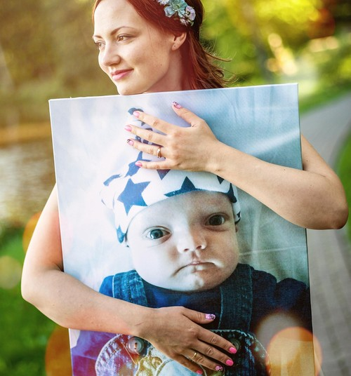 когда потеря ребенка обращается в подарок... Вступление