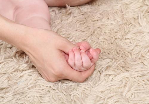 Сон ребёнка с рождения до трёх месяцев