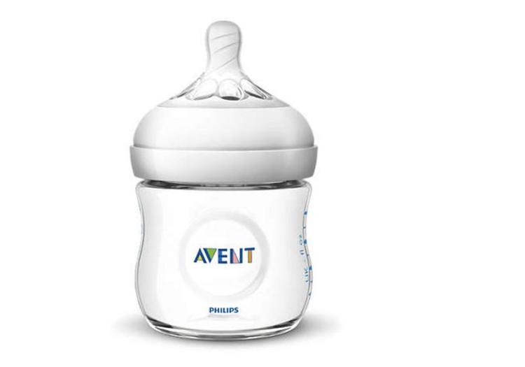 Тестирование сентября:  бутылочка Philips Avent Natural