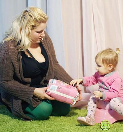 Советы для приучения ребёнка к горшку