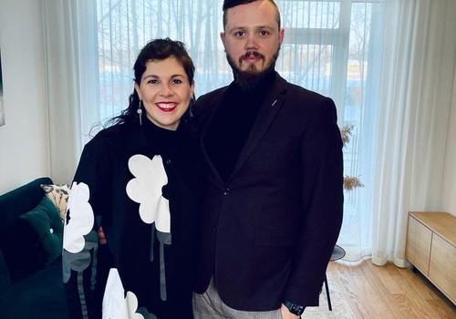 "В передаче ""Мамин клуб"" 28 февраля - Рута Дудума-Кирсе и Янис Кирсис!"