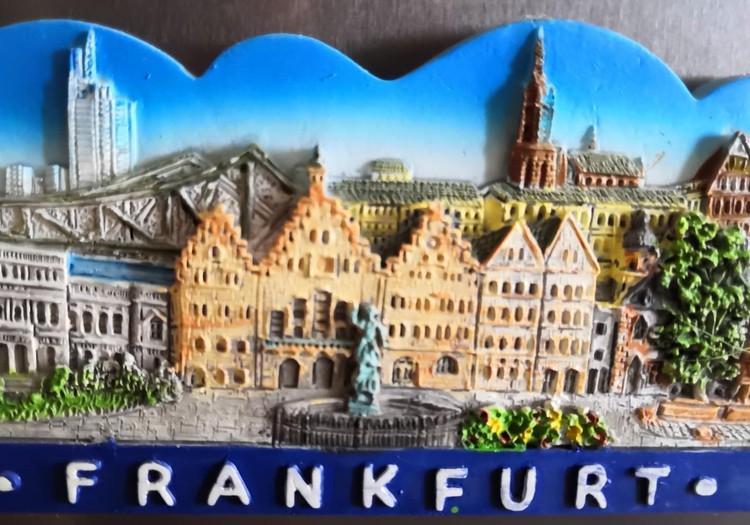 Франкфурт-на-Майне. Путешествие с ребенком. Часть 1