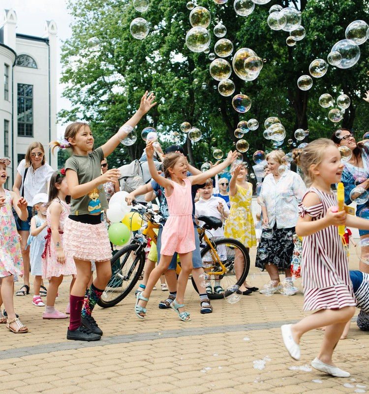 Веселиться - это просто: что радует детей?