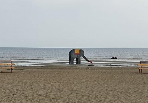 В Пярну с детьми: пляж, аквапарк, где поесть?