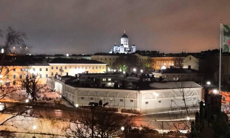 Снежная Лапландия: путешествие в Заполярье. Хельсинки-Васкикелло