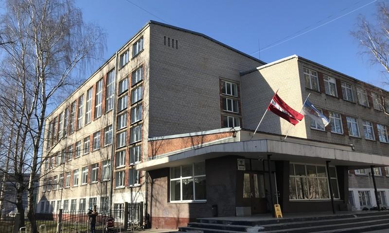 Школы Латвии: Рижская средняя школа № 21