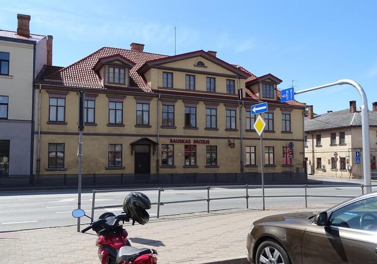 Бауский краеведческий и художественный музей