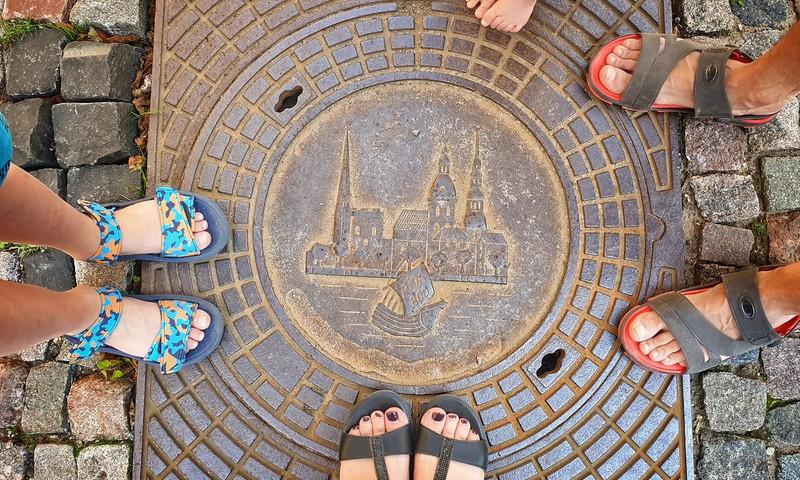 Городские прогулки: Старая Рига