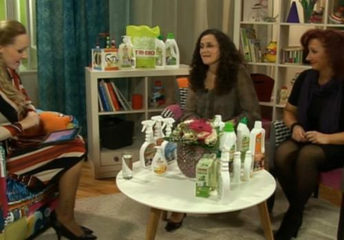 ВИДЕО ONLINE-TV: узнай всё об уборке дома с TRI-BIO!