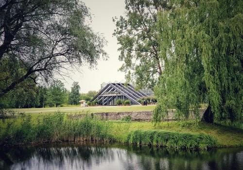 Саласпилские прогулки: Ботанический сад и немного Корички