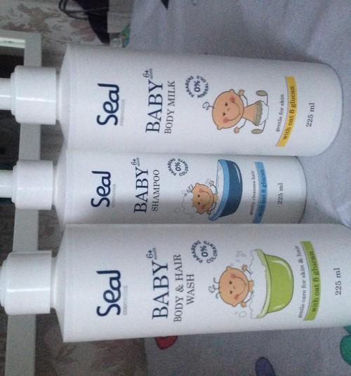 SEAL-cosmetics BABY. Отзыв о товаре