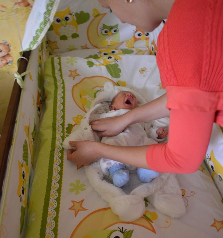 Уютная кроватка - здоровый, сладкий сон