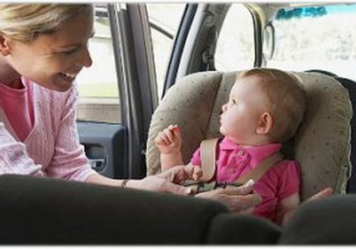 Игра дня: Насколько Ты осведомлена в вопросах безопасности ребёнка в автомобиле?