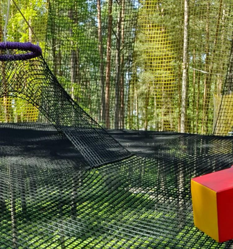 Юрмала: что-то новенькое или сетчатый парк