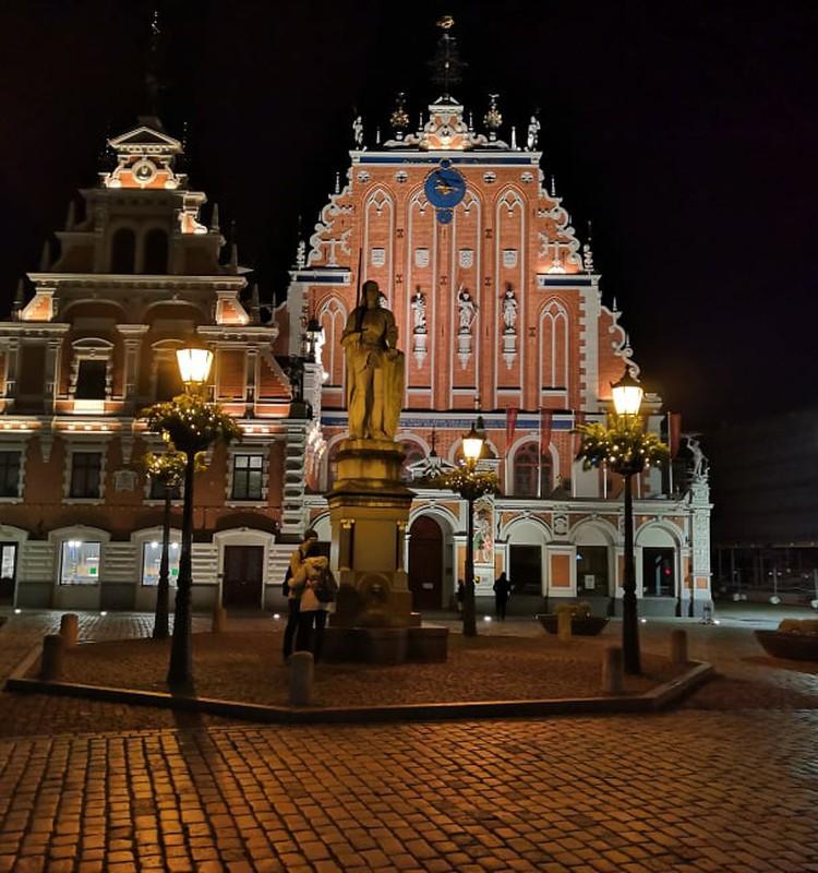 Осенние прогулки: городской квест по Старой Риге