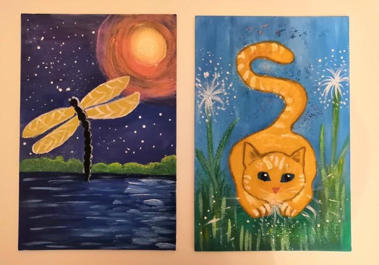Мечты сбываются: как стать художником за 5 минут