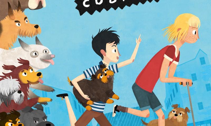 Анимационный фильм «Екабс, Мимми и говорящие псы» выходит на русском языке!