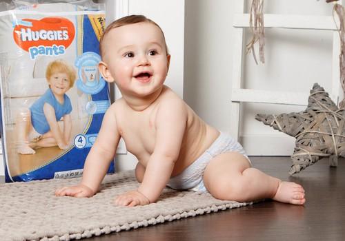 Забота об активном малыше. Уход за кожей и смена подгузника