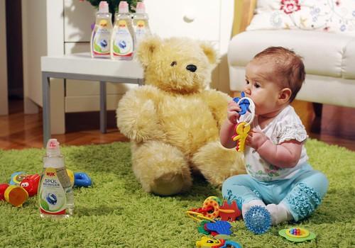 ФОТОсовет: Как содержать детские игрушки в чистоте
