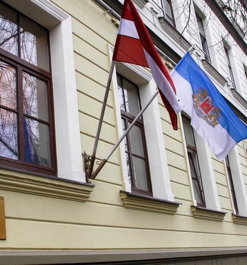Школы Латвии: 22 Рижская средняя школа