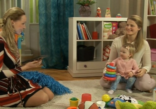ВИДЕО: Опыт мамочки Майи в новой группе по присмотру Клаудии Хела