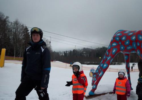 Адриан возвращается в лыжную школу АХА