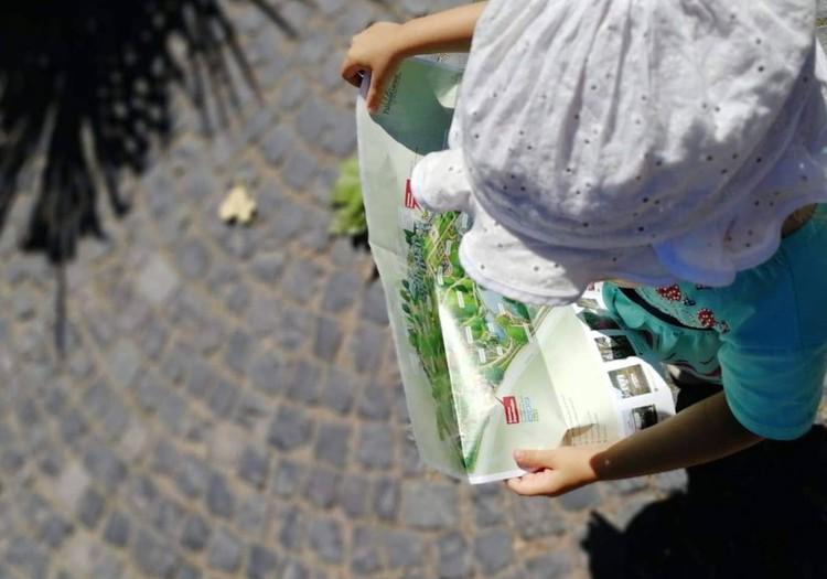 Франкфурт на Майне. Путешествие с ребенком. Часть 3