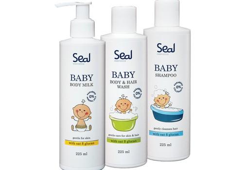 Участвуйте в тестировании продуктов Seal cosmetics BABY!