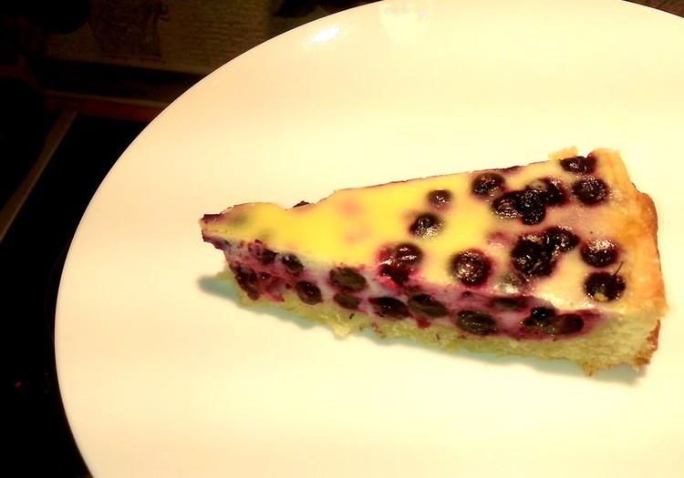Пирог, который может быть не только черничным