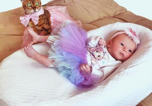В помощь маме - уютный кокон для новорожденного