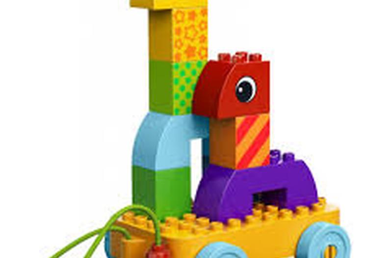 Лего по наследству или игра в 4 руки