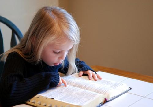 Вовлекайте ребёнка в мир книги