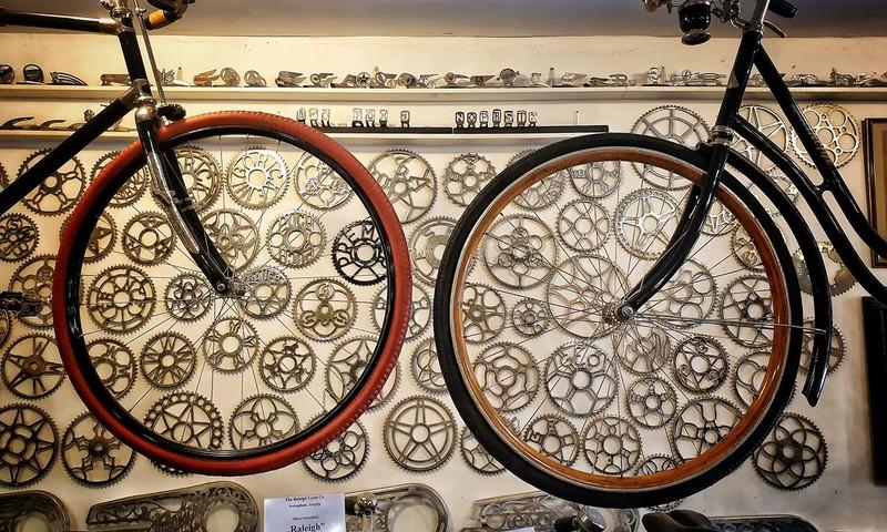 Летний гид 2020: Музей велосипедов в Саулкрасты